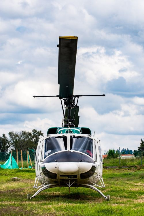 helicopter sky aircraft