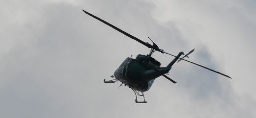 helicopter flight branch of the military