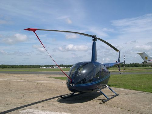 helicopter chopper airfield