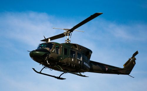 helicopter federal army from 212
