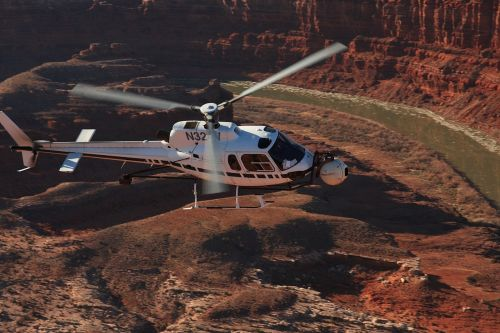 helicopter utah state parks dead horse point state park