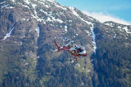 helicopter flight alaska