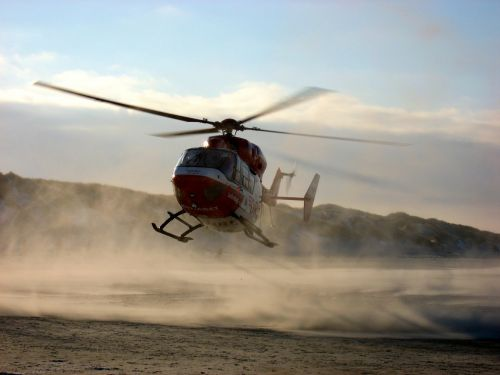 helicopter fly sky