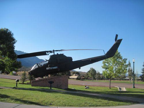 helicopter cobra machine