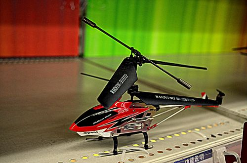 Helicopter Drone (a)