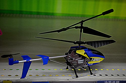 Helicopter Drone