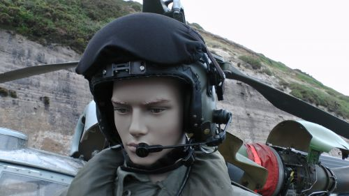 Helicopter Model Pilot