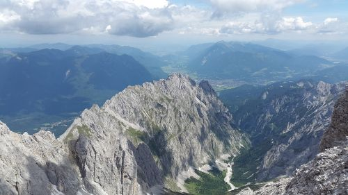 hell valley ridge rock ridge