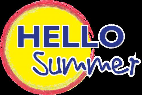 blog hello summer