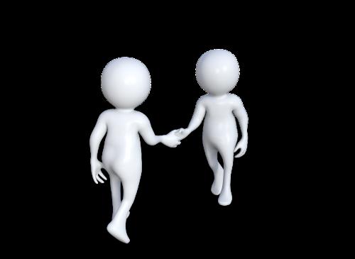 hello hand shake handshake