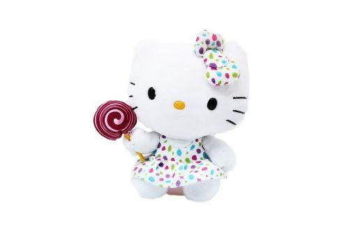 hello kitty stuffed animal sweet