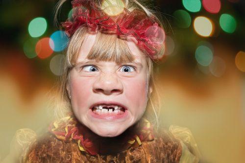 helloween carnival child