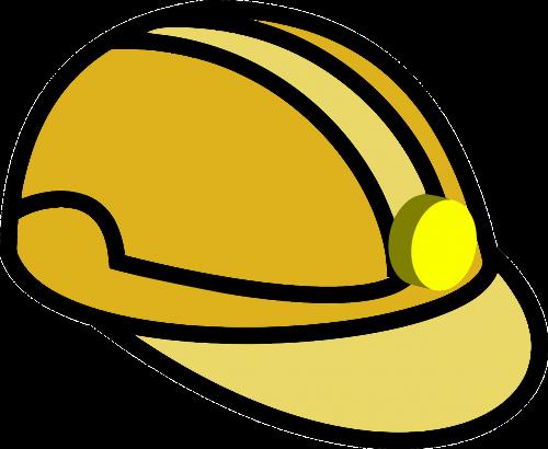 helmet mine mining