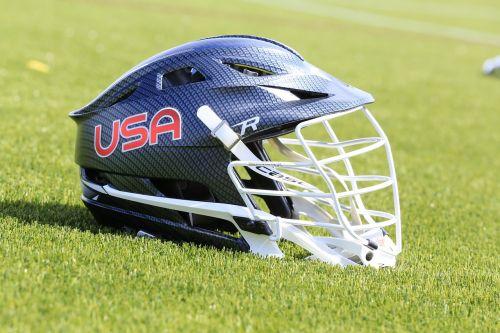 helmet lacrosse sport
