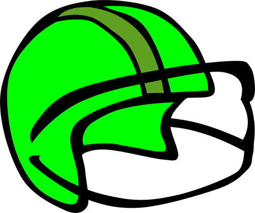 helmet baseball equipment