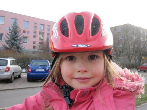 helmet bicycle helmet girl