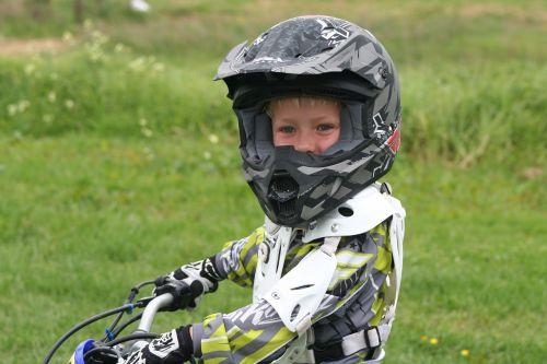 helmet boy child