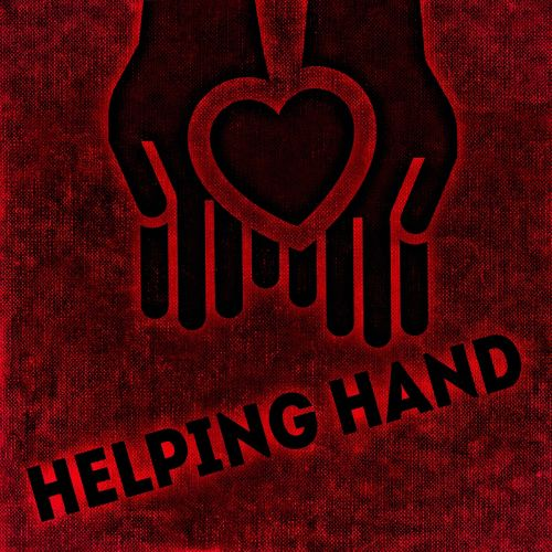 help emergency helping hand