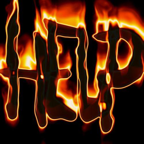 help save fire