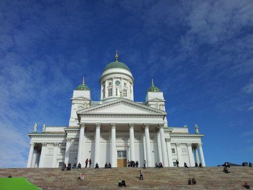 helsinki finland church