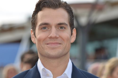 henry cavill superman actor