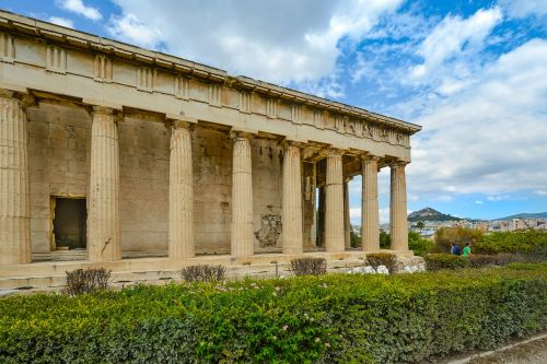 hephaestus athens greek