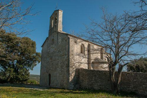herald romanesque chapel heritage