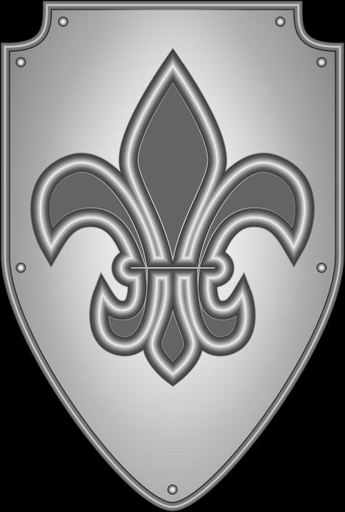 heraldry knight medieval