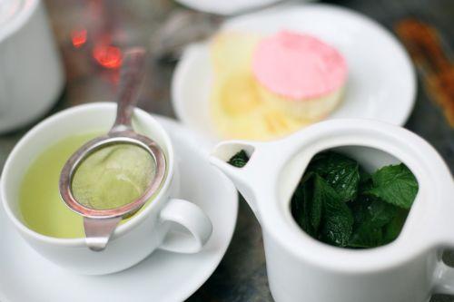 herbal plants tea