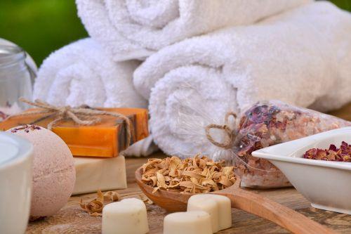herbs soap recreation