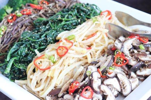 herbs  side dish  republic of korea