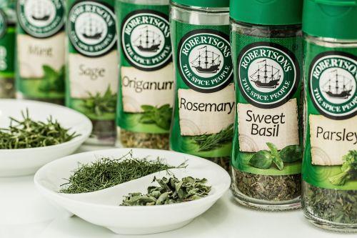 herbs flavoring seasoning