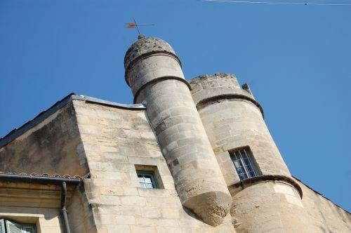 heritage building turret