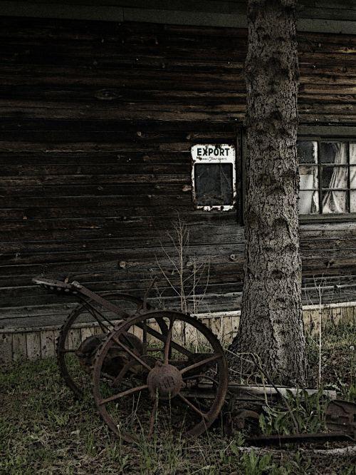 heritage farm equipment nostalgia