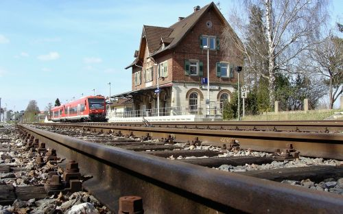 hermaringen vt 650 railway station