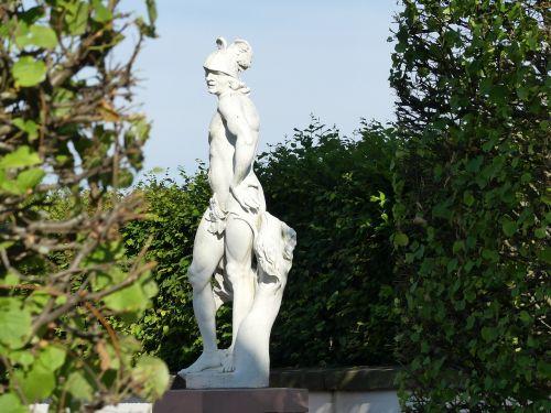 hermes statue god