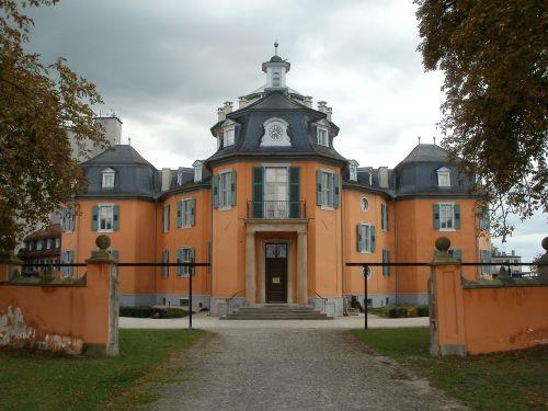 hermitage building waghaeusel