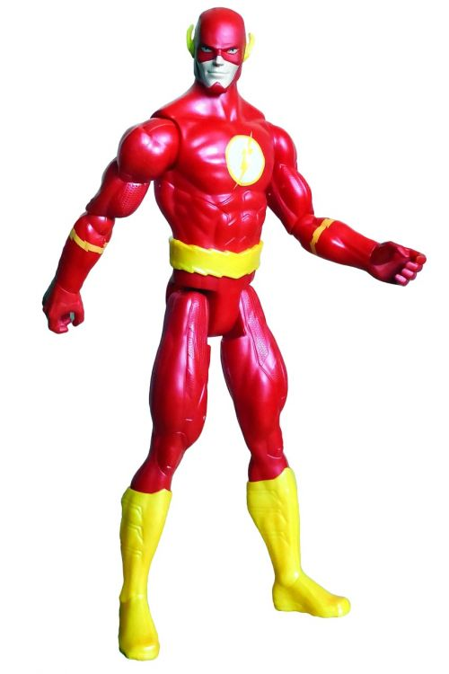 hero the flash strong