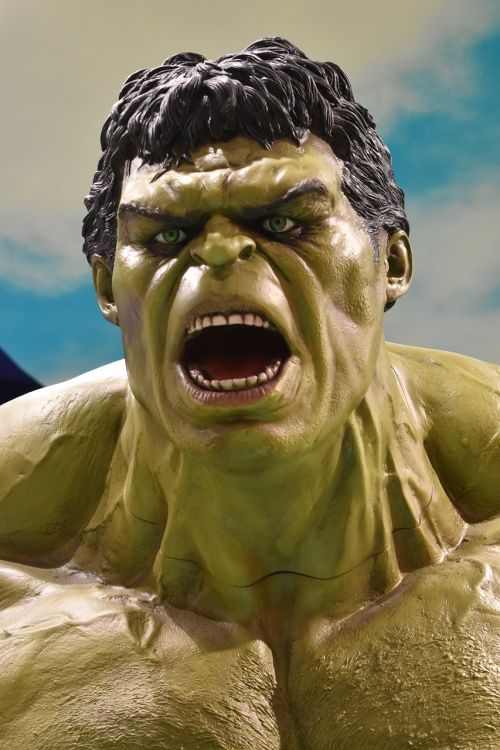 hero green muscles
