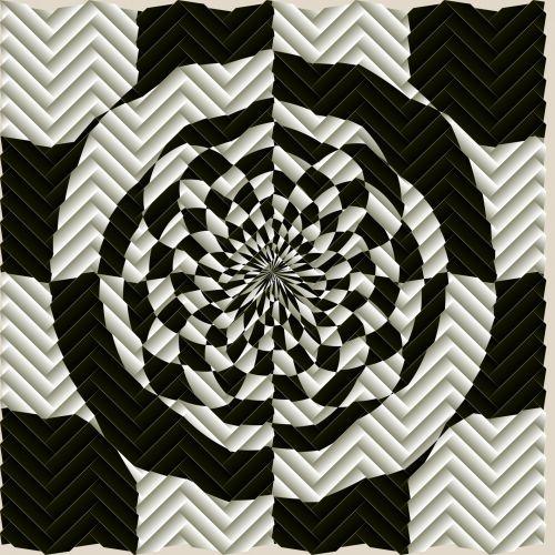 Herring Checkerboard