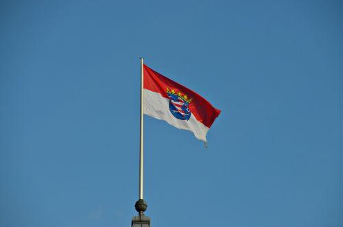 hesse flag wind