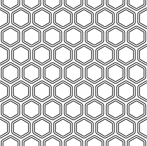 hexagon pattern pattern hexagon