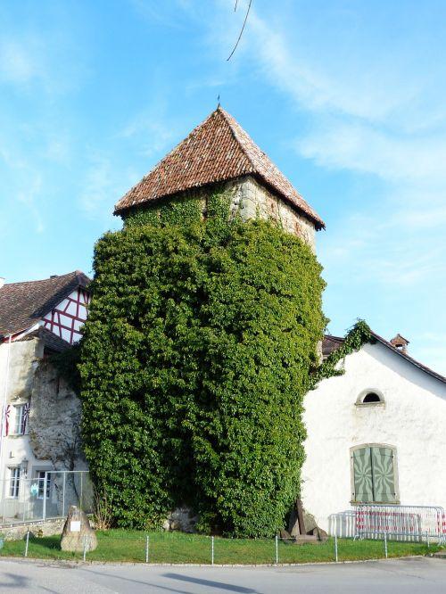 hexenturm tower fouling