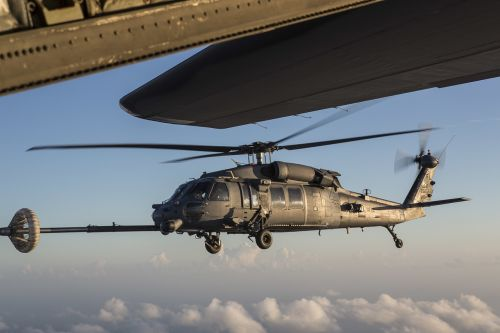 hh-60g pavehawk helicopter