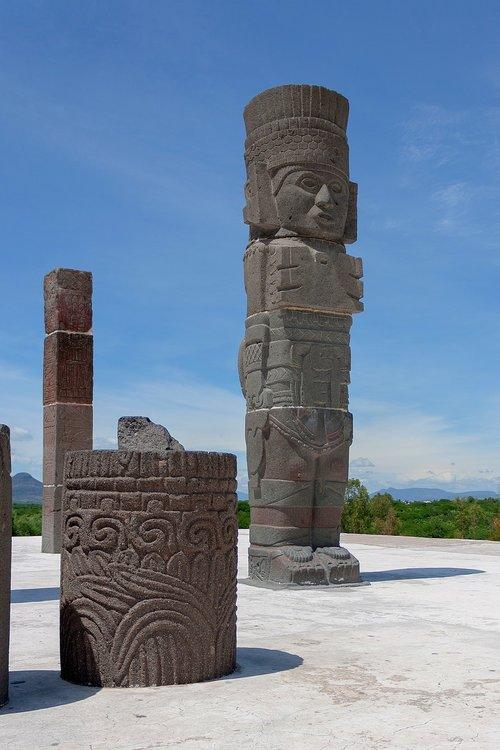 hidalgo  mexico  archeology
