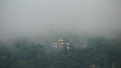 Hidden Buddhist Monastery.