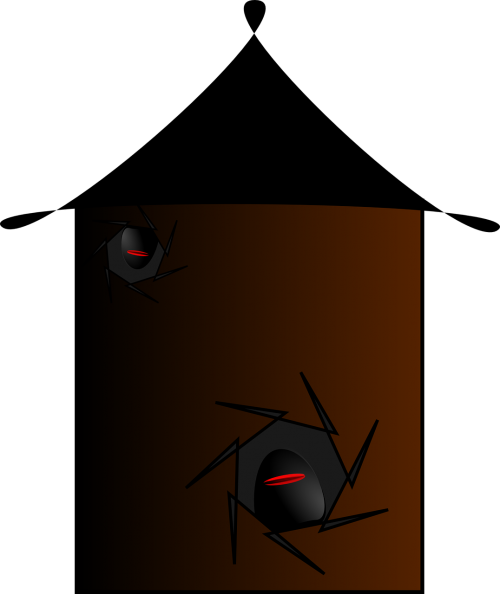 hideout house ninja