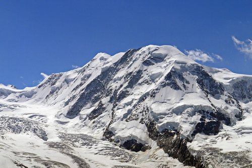 high alps  breithorn  monte-rosa-group