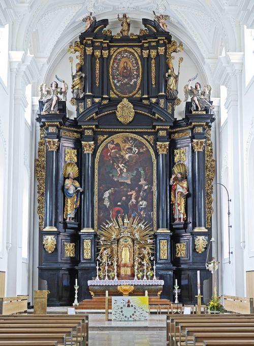 high altar st paul passau