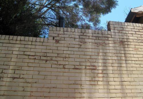 High Brick Wall